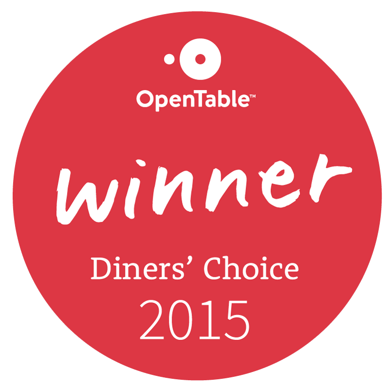 Open Diners Choice 2015